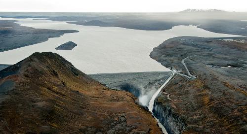 Sustainability drives dam development