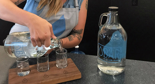 The Water Bar: Serving up conversations about water supply and use