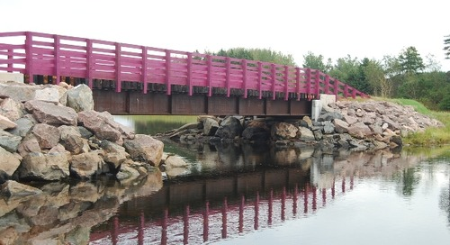 Need to keep your community's bridges safe? Stantec is creating an app for that.