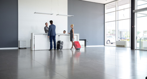Introducing the carry-on valet
