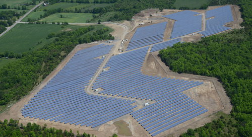 Microgrids: An energy solution for small towns with big aspirations