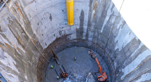Tunneling Rules of Thumb: Dry Shotcrete