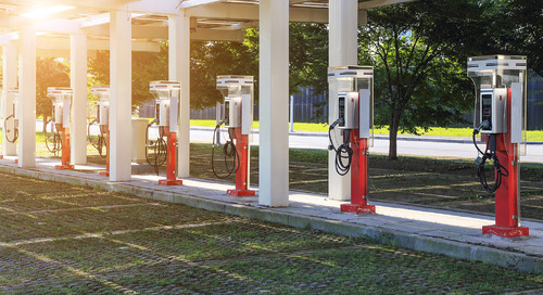 "The new ""gas station"" will be less about gas and more about green"