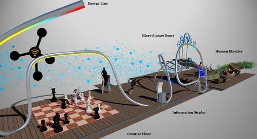 Building urban energy resilience through education: The E-Pop Park