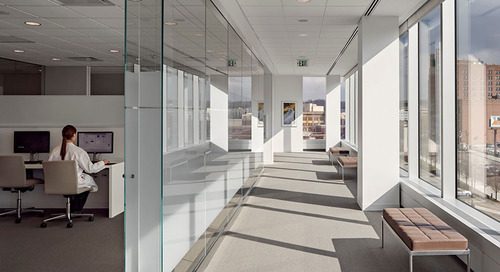 Published in Future Constructor & Architect: Catherine Zeliotis on Taussig Cancer Center