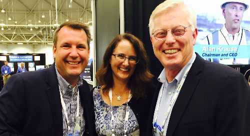 Stantec at HydroVision:  Three leaders reflect on past conferences