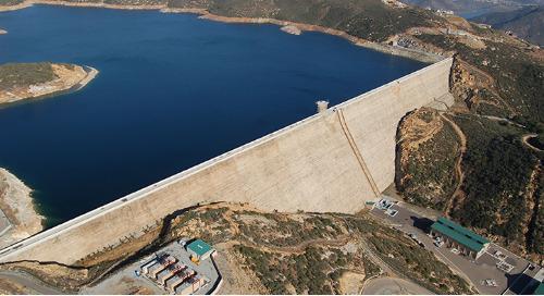 Does dam size matter?