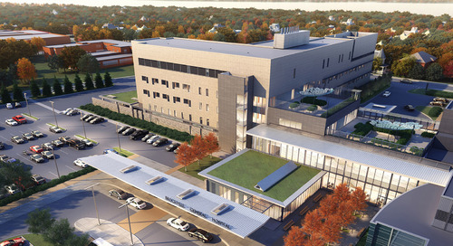 [With Video] A hometown girl helps redesign hospital where she was born