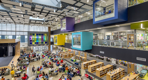 Take a VR Tour of Manor New Tech Middle School