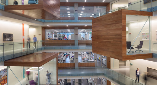 """Designing in """"light"""" of circadian support: 6 strategies for commercial spaces"""