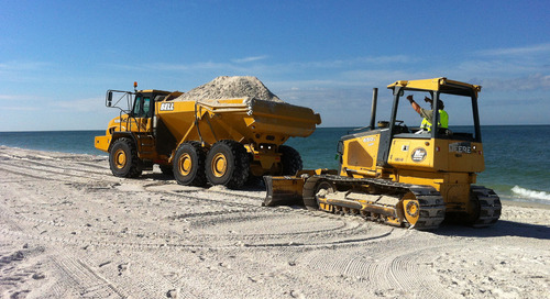 Coastal crisis: We're running out of sand along Florida's beaches—what's the solution?