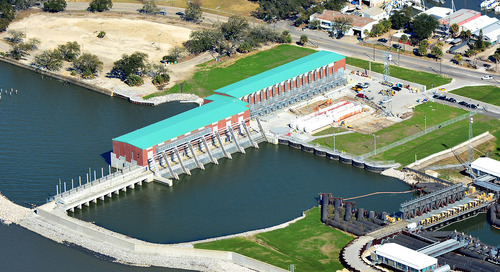 Project: Permanent Canal Closures and Pumps