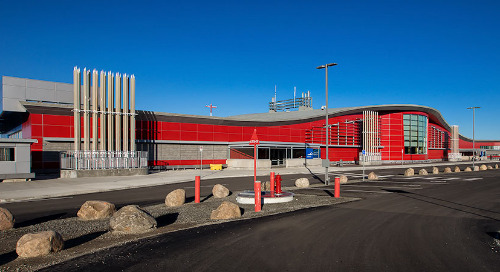 Published in Canadian Consulting Engineer: The New Iqaluit International Airport