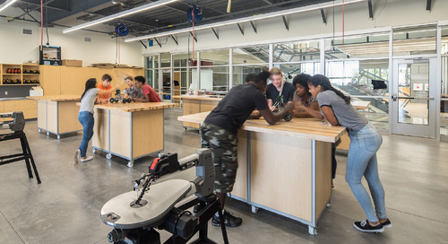 [With Video] Educating students for jobs we can't envision (Part 2): 4 new spaces