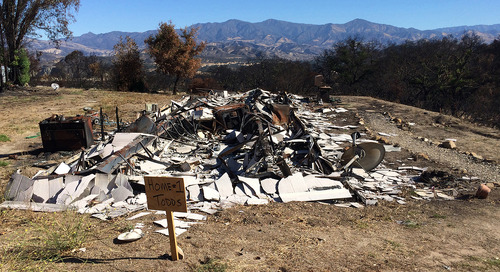 Wildfire recovery: Creating a resilient home for outdoor education from ashes