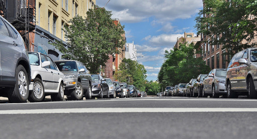 Counting every space: What parking inventories tell us about cities