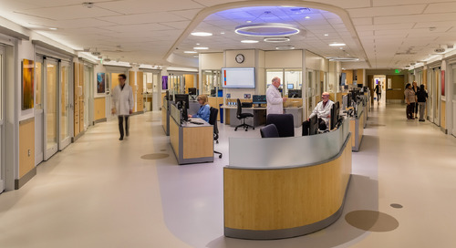 Healthy light: How to design tunable or dynamic lighting to benefit patients and staff
