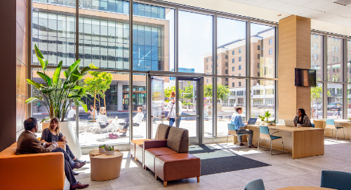 Project: Kaiser Permanente, Downtown Commons Medical Offices