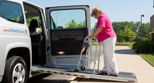 Microtransit series (Part 1): Technology helps cities meet demand for accessible transit