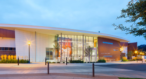 Published in Seattle DJC: OSU football center opts for flexible lighting scheme