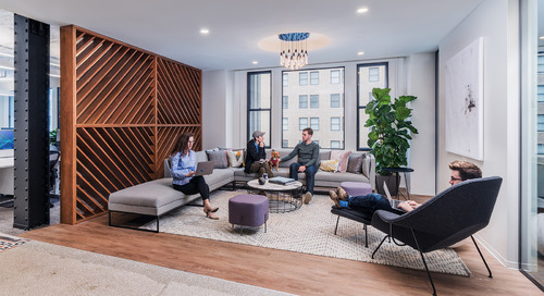 Corporate workplace design: 8 interiors trends to watch