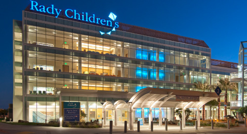 Project: Rady Children's Hospital