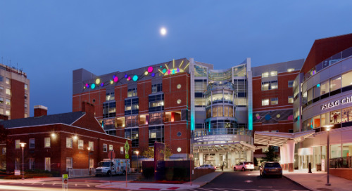 Project: RWJBarnabas Health, Bristol Myers Squibb Children's Hospital