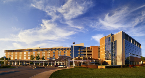 Learn more about our work in Academic Medical Center design