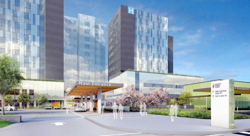 Project: Mackenzie Vaughan Hospital