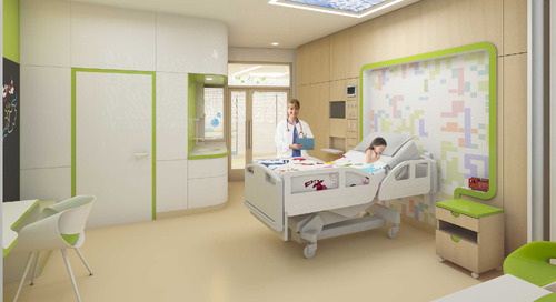 Project: King Faisal Specialist Hospital - Tertiary Care Pediatric Hospital