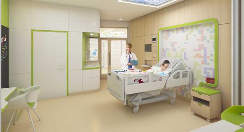 Project: King Faisal Specialist Hospital - Tertiary Care Pediatric Hospital
