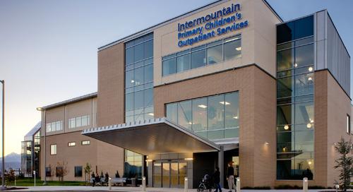 Project: Intermountain Healthcare - Primary Children's Medical Center