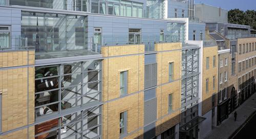 Project: Great Ormond Street Hospital Octav Botnar Wing