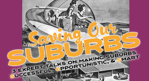 Saving our Suburbs: Smart Suburbs