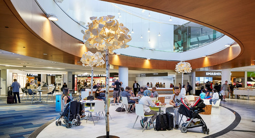 From the Design Quarterly: 7 facets of the changing airport