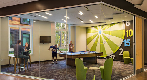 Residence Halls of the Future