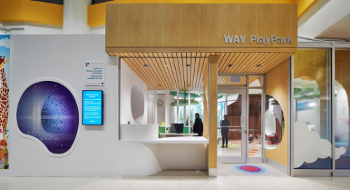 Published in Prism: Designing healthcare spaces for kids: Infusing a sense of exploration and curiosity