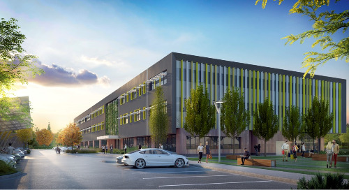 Published in the Globe and Mail: Waterloo, Ont., office takes green development to new level