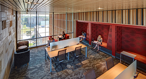 Project: Grand Valley State University, Mary Idema Pew Library