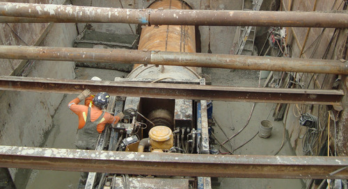 Tunneling Rules of Thumb: Auger Boring
