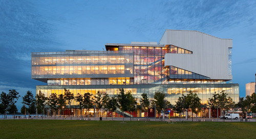 From the Design Quarterly: Creating the right collisions for higher education