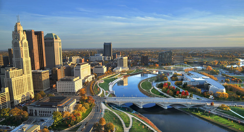 Downtown Columbus, Ohio: A case study in the mobility revolution