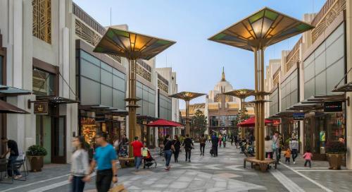 Project: Shanghai Village