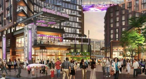 Project: McGregor Square