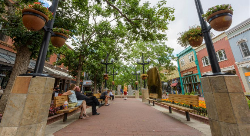 Project: Pearl Street Mall Revitalization