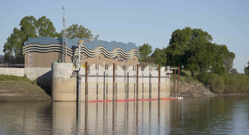 Project: Sacramento River Joint Intake and Fish Screen
