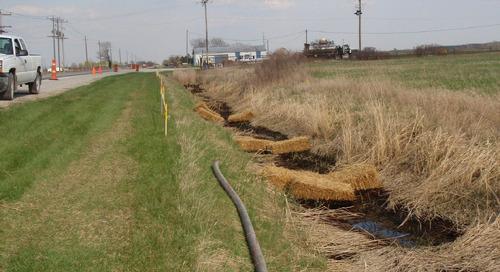 Spill Prevention, Control + Countermeasure Plans