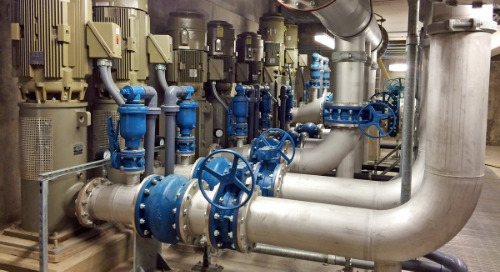 Project: Lynden Water Treatment Plant Replacement