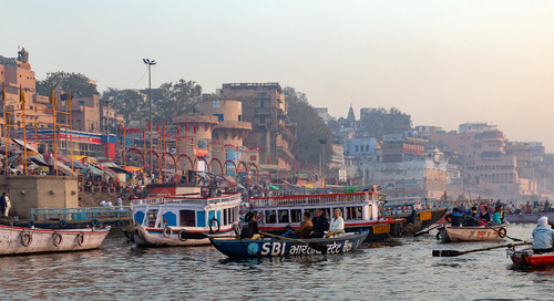 What can smart city planners learn from 3,000-year-old Varanasi, India?