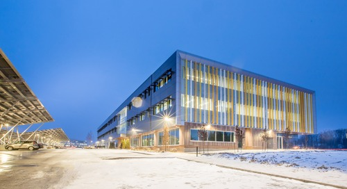 Featured in Microgrid Knowledge: Could the David Johnston Research + Technology Park Microgrid Be a Model?